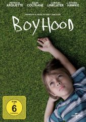 Boyhood, 1 DVD Cover