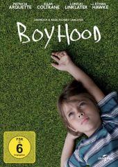 Boyhood, 1 DVD Cover