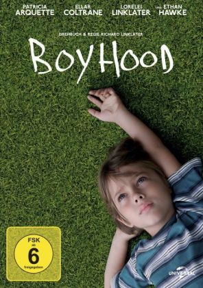 Boyhood, 1 DVD