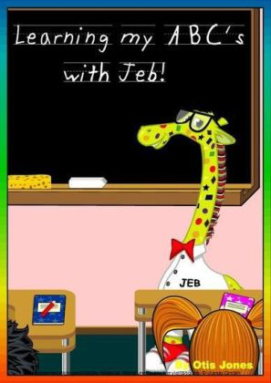 Learning my ABC's with Jeb!