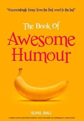 The Book of Awesome Humour