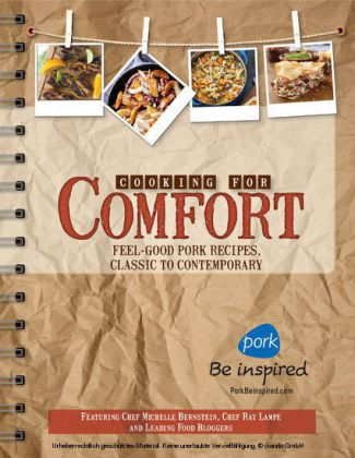 Cooking For Comfort