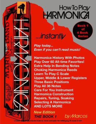 How To Play Harmonica Instantly