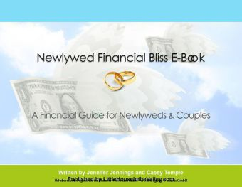 Newlywed Financial Bliss E-Book