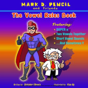 The Vowel Rules Book