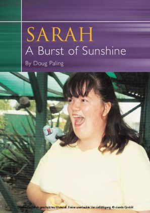 Sarah A Burst of Sunshine