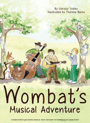 Wombat's Musical Adventure