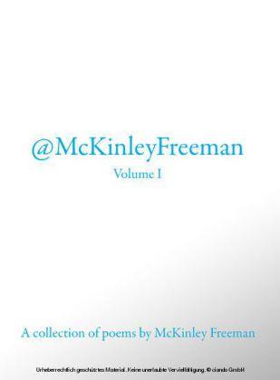 @McKinley Freeman Volume I