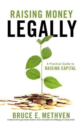 Raising Money - Legally