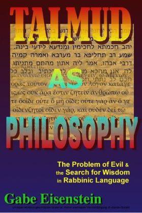 Talmud as Philosophy