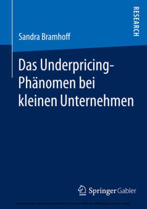 Das Underpricing-Phänomen bei kleinen Unternehmen