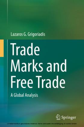 Trade Marks and Free Trade