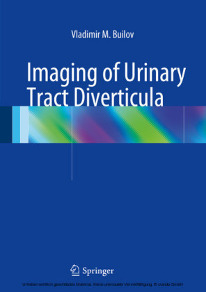 Imaging of Urinary Tract Diverticula