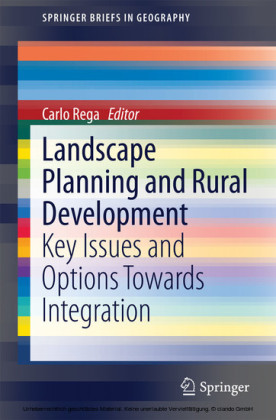Landscape Planning and Rural Development