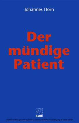 Der mündige Patient