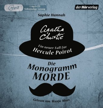 Die Monogramm-Morde, 1 MP3-CD