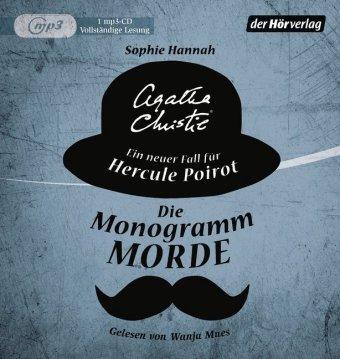 Die Monogramm-Morde, 1 Audio-CD,
