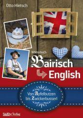 Wörterbuch Bairisch English Cover