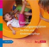 Berliner Bildungsprogramm für Kitas und Kindertagespflege Cover