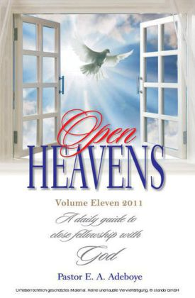 Open Heavens Daily Devotional