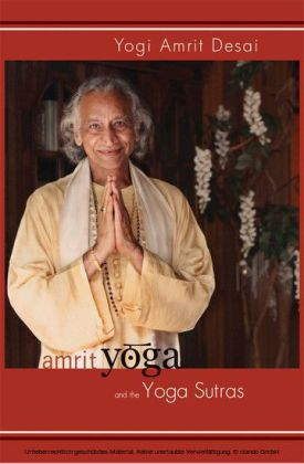 Amrit Yoga and the Yoga Sutras