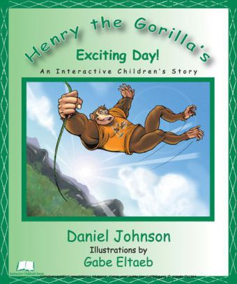 Henry the Gorilla's Exciting Day!