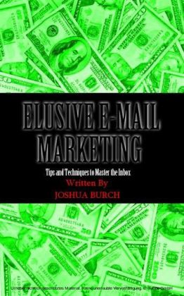 Elusive E-Mail Marketing