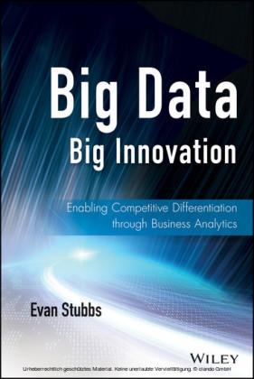 Big Data, Big Innovation