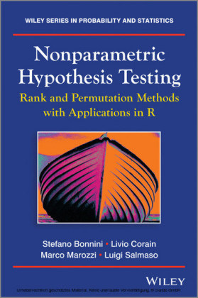 Nonparametric Hypothesis Testing