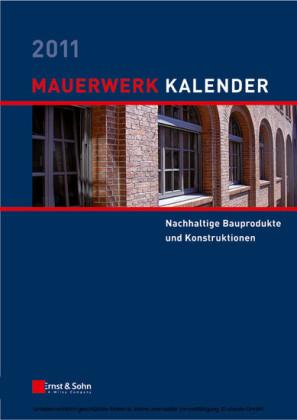 Mauerwerk Kalender 2011