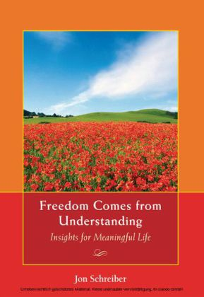 Freedom Comes from Understanding