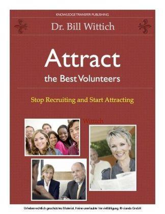 Attract the Best Volunteers