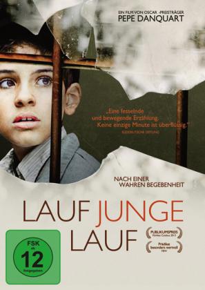 Lauf Junge Lauf, 1 DVD