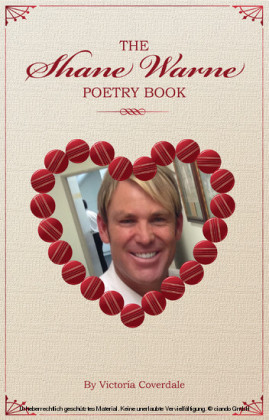 The Shane Warne Poetry Book