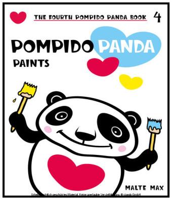 Pompido Panda Paints