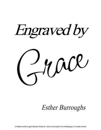 Engraved by Grace