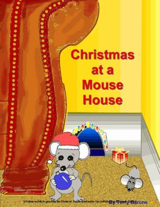 Christmas at a Mouse House