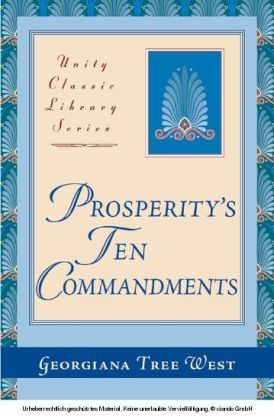 Prosperity's Ten Commandments