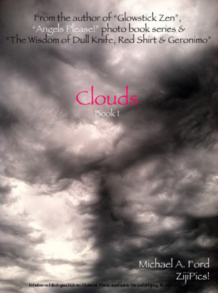 ZijiPics! 'Clouds' (Book 1)