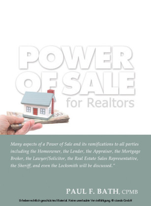 Power of Sale for Realtors