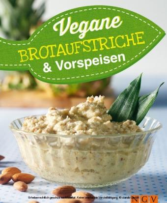 Vegane Brotaufstriche und Vorspeisen