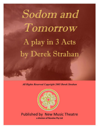 SODOM AND TOMORROW