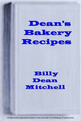 Dean's Bakery Recipes