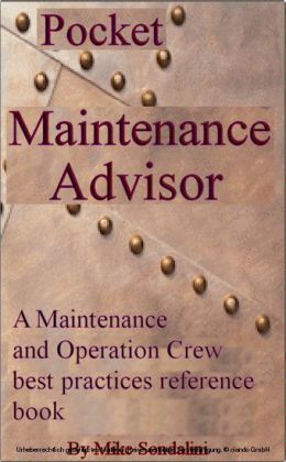 The Pocket Maintenance Advisor