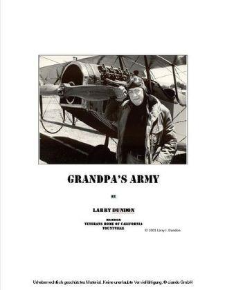 Grandpa's Army