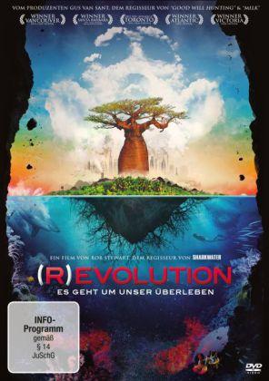 (R)EVOLUTION - Es geht um unser Überleben, 1 DVD