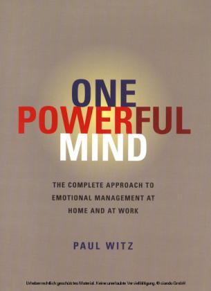 One Powerful Mind