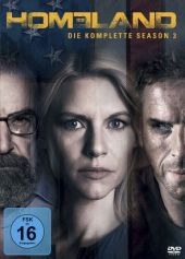 Homeland, 4 DVDs Cover