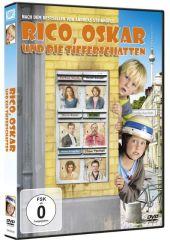 Rico, Oskar und die Tieferschatten, DVD Cover