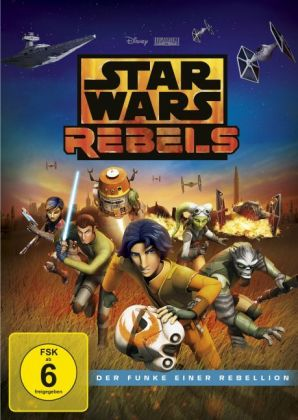 Star Wars Rebels - Der Funke einer Rebellion, 1 DVD